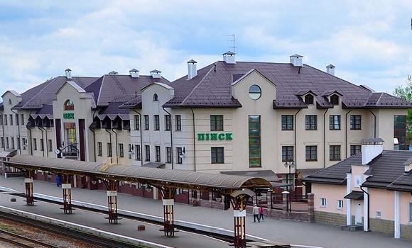ЖД Вокзал ЖД вокзал Пинск